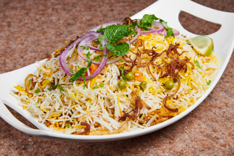 VegetableBiryani